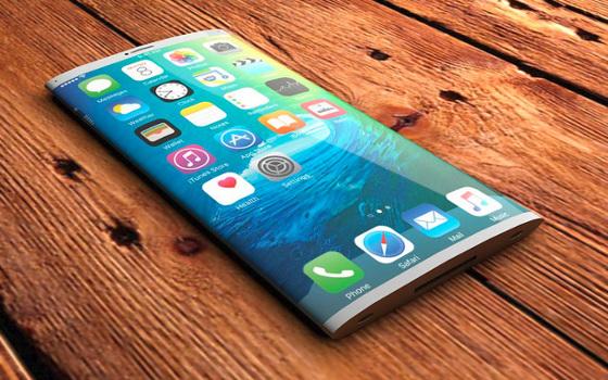 iPhones 2018: Gebogenes OLED-Display von vier Produzenten?