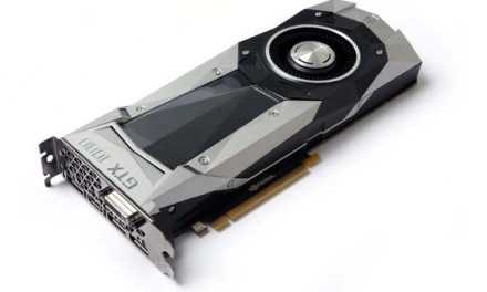GPU Technology Conference 2016: Nvidia zeigt Geforce GTX 1080