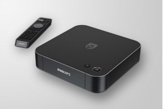 Philips BDP7501: Ultra HD Blu-ray Player ab Juni in den USA