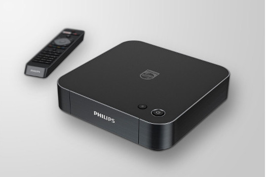 Philips BDP7501: Ultra HD Blu-ray Player ab Juni in den USA