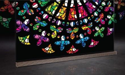 Ultradünne OLED-Displays verschmelzen mit Glasscheiben
