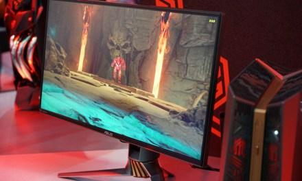 Computex 2016: Asus präsentiert Ultra HD Monitore mit 144 Hz