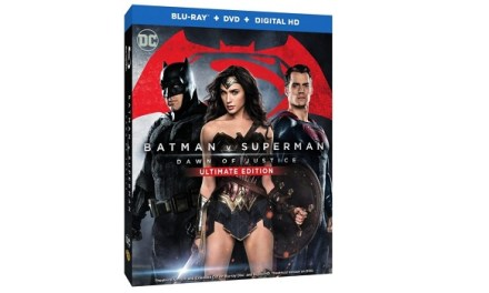 "Batman vs. Superman ""Ultimate Edition"": Erstes 4K Ultra HD 100 GB Set"