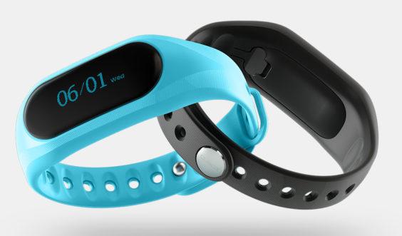 Cubot V1: Fitness-Tracker mit OLED Display präsentiert