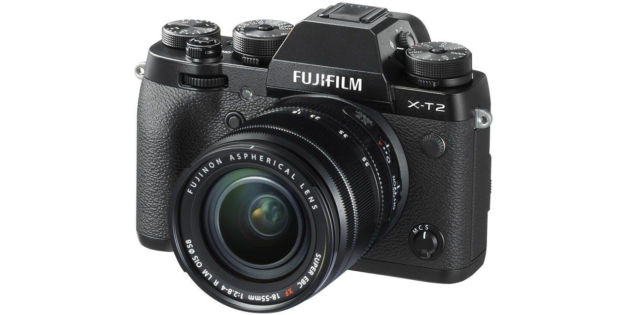 Fujifilm X-T2: 4K Systemkamera mit 24,3 Megapixel vorgestellt