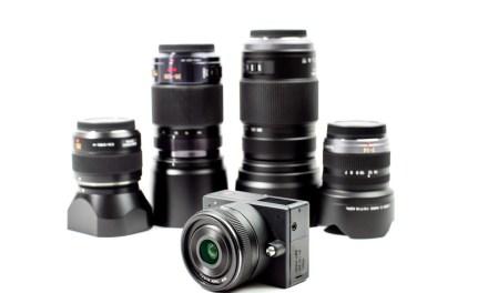 Kleinste 4K Ultra HD Kamera mit Micro Four Thirds Wechselobjektiven vorgestellt