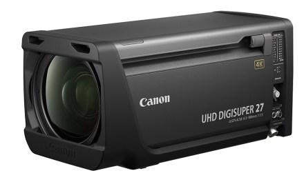 4K HDR-Objektiv von Canon ein Traum für Kameraleute