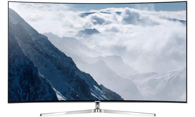 Samsung UE65KS9090 Test