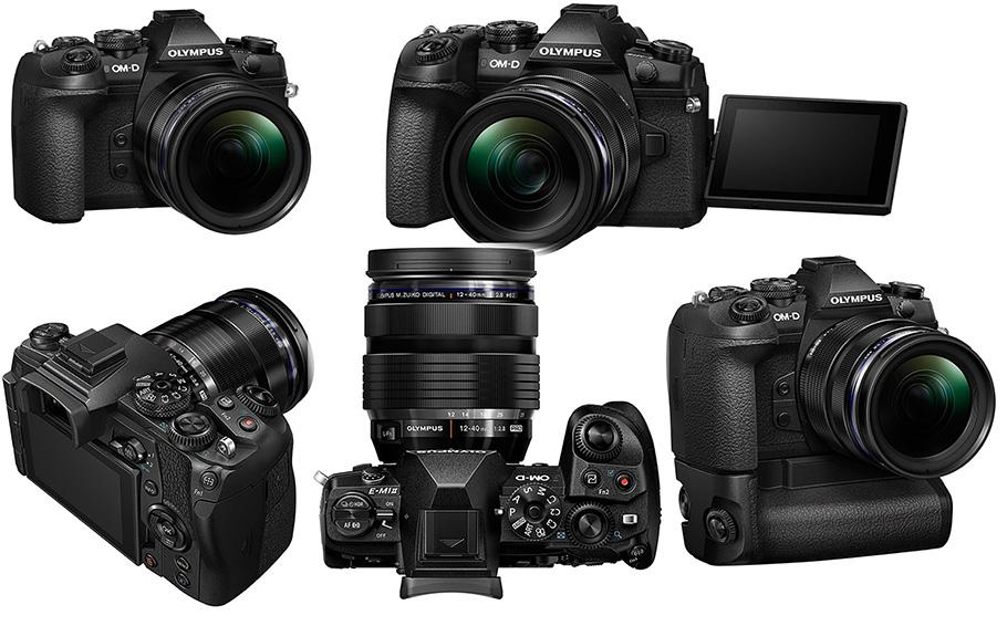 Olympus will mit neuer Four-Thirds-Kamera in die Profi-Liga