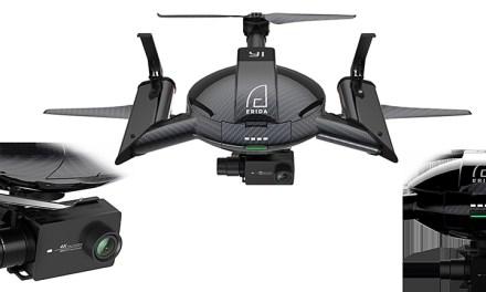 Yi´s Drohne Erida landet mit mächtiger Bordwaffe in Las Vegas