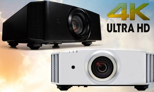 JVC zaubert mit 4K-Shifting drei weitere Ultra-HD-Beamer aus dem Hut