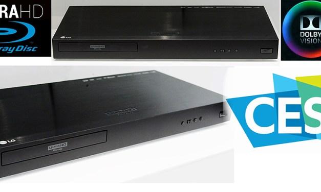 LG und Dolby Laboratories setzen in punkto Ultra-HD Blu-ray Player voll auf Dolby Vision