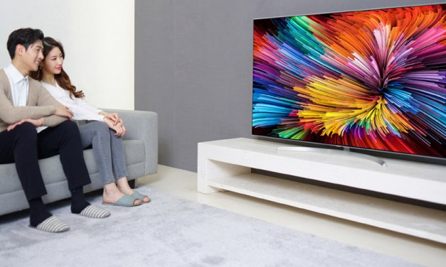 LG setzt im Kampf um das beste TV-Bild Nanozellen gegen Quantum Dots ein