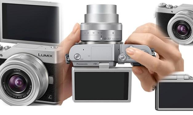 Lumix GX800 greift Fotografen und Videofilmern dezent unter die Arme