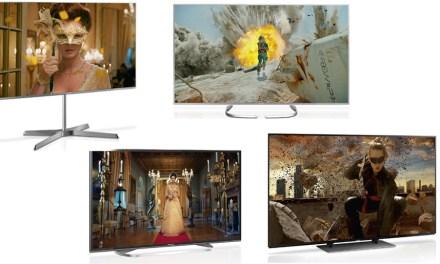 Panasonic: OLED-TVs als Alternative zu Plasma-Geräten und LCDs in vielen Varianten