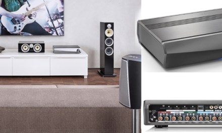 Denons HEOS AVR verbindet Lautsprecher-Systeme auch tadellos kabellos