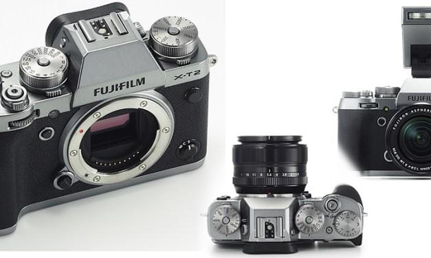 Fujifilm X-T2: Raffiniertes Luder im biederen Look der 1980er Jahre