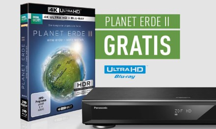 Planet Erde 2: Empfehlung für die 4K-Blu-ray