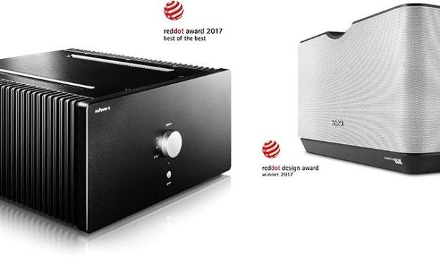 """""""Red Dot Awards"""" adeln zwei neue Produkte von TechniSat und Nubert"""