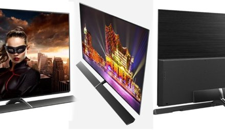 Panasonic EZ1000: Neuer 4K-OLED-TV mit 77 Zoll vorgestellt