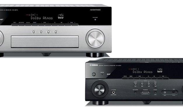 Yamahas neue Aventage-Receiver für digitale und analoge Welten