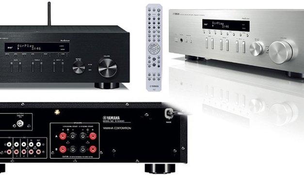 Yamaha Stereo-Netzwerk-Receiver: gut, günstig und mit Makel behaftet