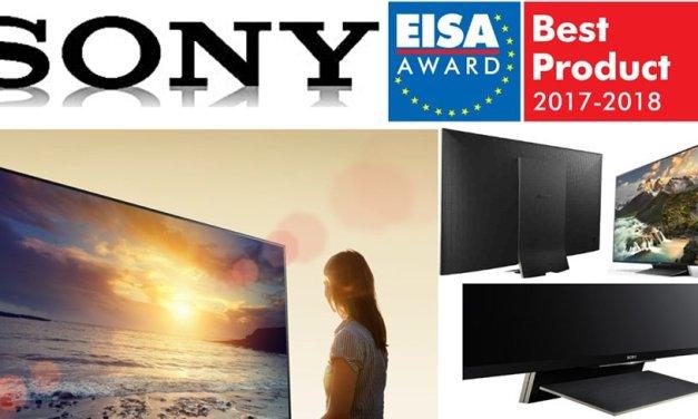 """""""Persönlicher"""" Sony-Rekord: Sieben EISA-Awards auf einen Streich!"""