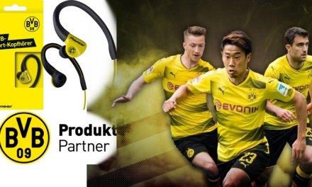Pioneer gibt BVB-Fans ordentlich was auf die Ohren!