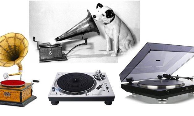 Das erstaunliche Comeback von Vinyl-Platten und Plattenspielern