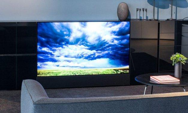Jorel TV Vision: Wenn der Fernseher optisch den Raum verlässt…