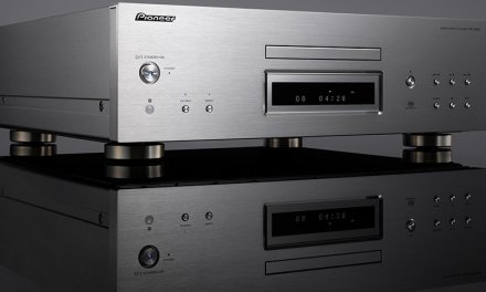 Pioneer präsentiert neues Flaggschiff der Abteilung CD/SACD-Player