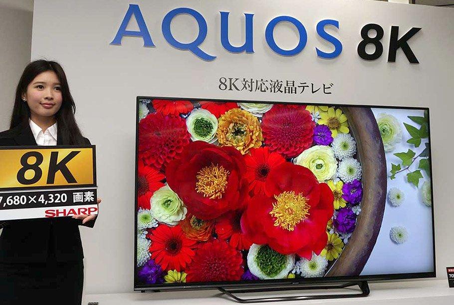 8K-Fernseher: 2021 laut Deloitte erstes Millionen-Einheiten-Jahr