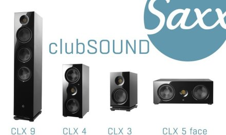 Saxx clubSound-Boxen bringen audiophilen Klang für wenig Geld