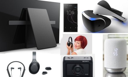 """Sony präsentiert Bravia-""""Jumbo"""" und konzentriert sich auf High-End-Markt"""