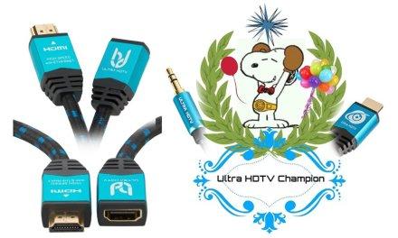 Verlängerungen für Ultra-HDTV HDMI-Kabel und ihre segensreiche Wirkung