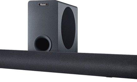 Magnat Soundbar macht dem dünnen Fernsehton Beine