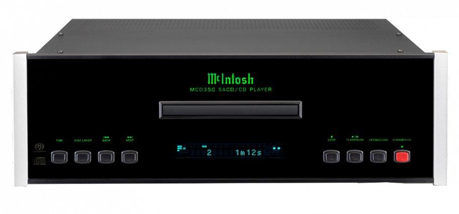 """McIntosh haut auf den Putz: """"Ein großartiger SACD/CD-Player!"""""""