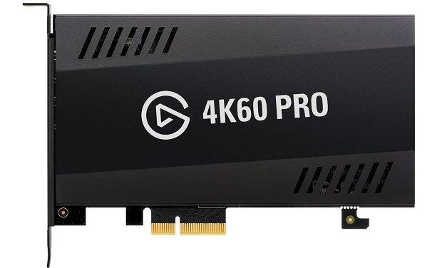 Elgato 4K60 Pro: 4K-Videoaufnahme von 4K-Games mit 60 fps