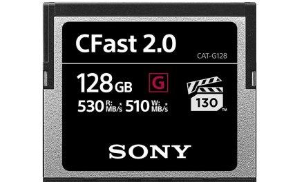 Sony gibt Vollgas: Highspeed-CFast-Karten brechen Rekorde