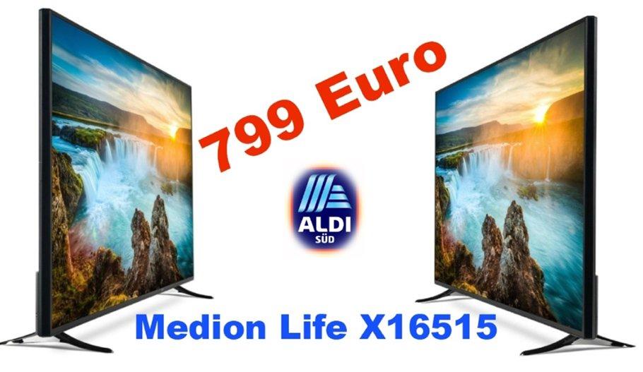 4K-TV von Aldi Süd: Ein Angebot, das mas nicht ablehnen sollte?