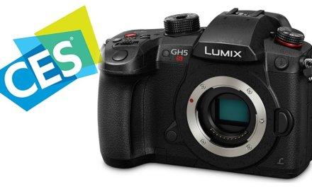 LUMIX GH5S: Videoaufzeichnung im Cinema 4K-Modus ist nur EIN Ass im Ärmel