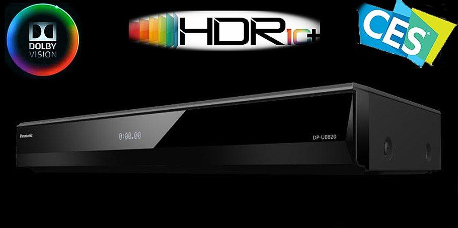 4K-Player: Bleibt Panasonics zärtliche Romanze mit Dolby Vision die Ausnahme?