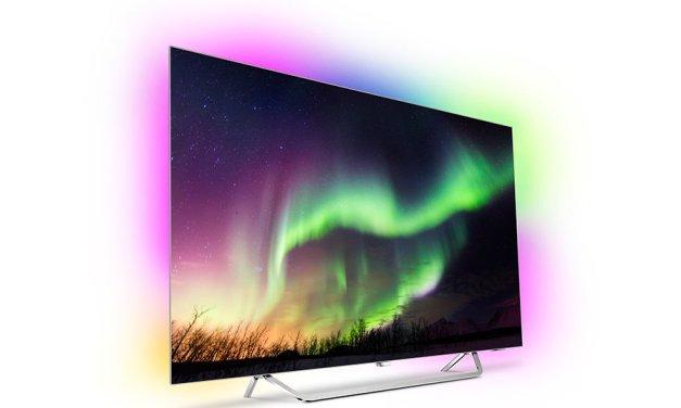 Zukünftige Fernseher von Philips lassen mit sich reden
