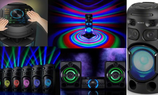 Sonys TAIKO-Mode macht selbst müde Party-Löwen zu DJs