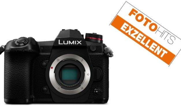 Lumix G9 hat das Zeug, Platzhirschen der DSLM-Szene zu verjagen