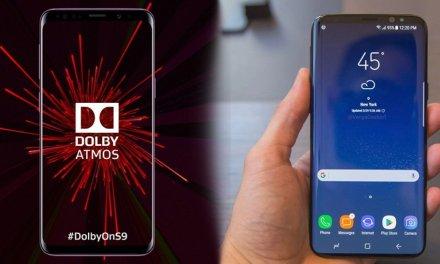 Samsung und Dolby hauchen Galaxy-Smartphones 3D-Sound ein