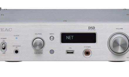 TEAC DAC/Netzwerk-Player kuschelt mit hochauflösenden Streaming-Diensten