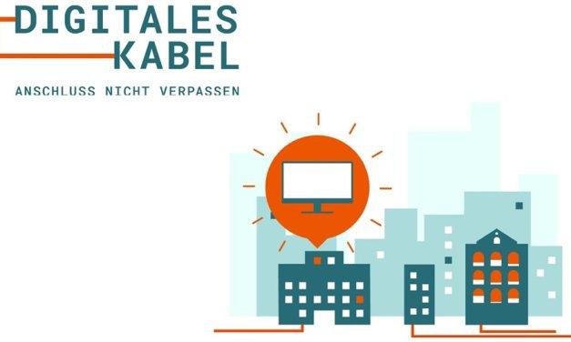 Endspurt steht bevor: Analoges Kabelnetz wird in Deutschland digital