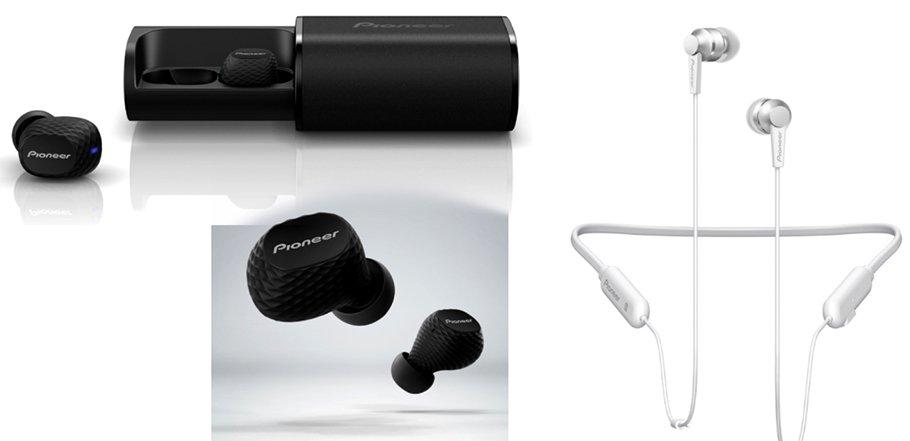 Neue Pioneer In-Ears stechen ins Auge und verwöhnen das Ohr