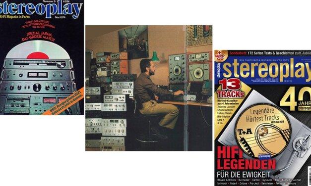 """Seit 40 Jahren der """"Fels in der Brandung"""": stereoplay mit Super-CD"""